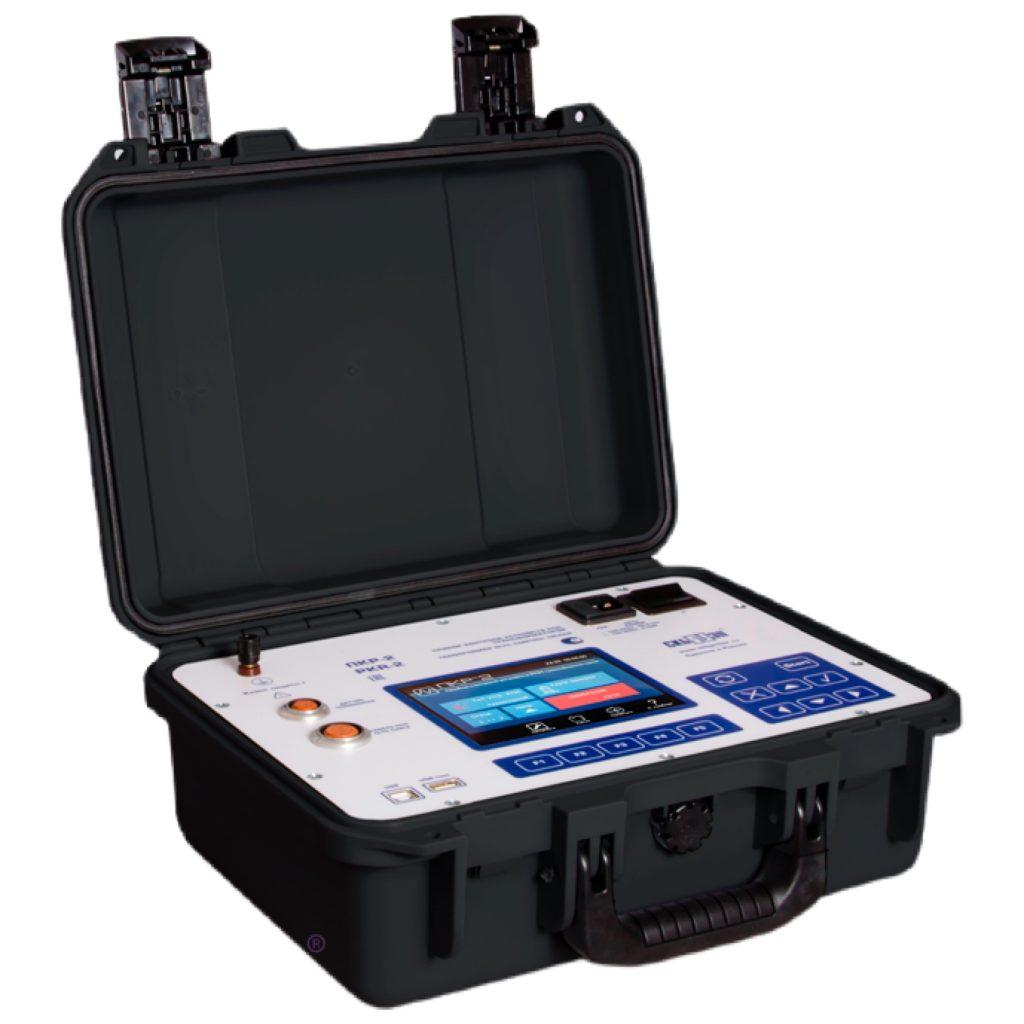Прибор контроля устройств РПН трансформаторов ПКР-2 СКБ ЭП