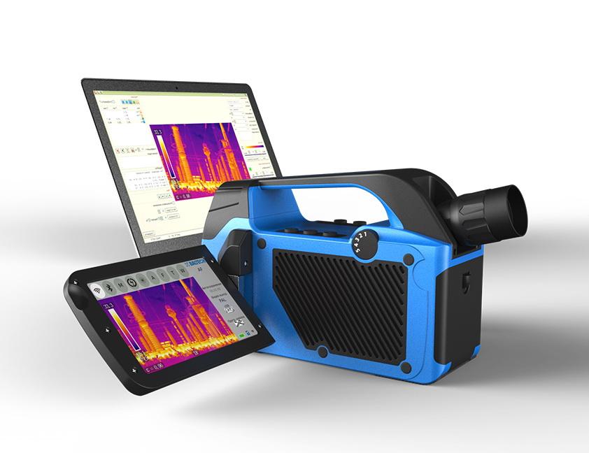 Тепловизор с камерой и функцией «картинка в картинке» BALTECH TR-0180 (640х480)