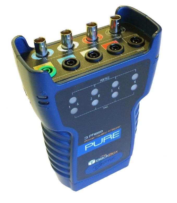 Портативный анализатор качества электроэнергии Pure
