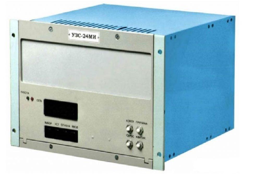 Устройство защиты и сигнализации УЗС-24МИ