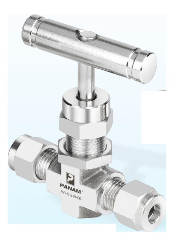 Игольчатые клапаны серии IB