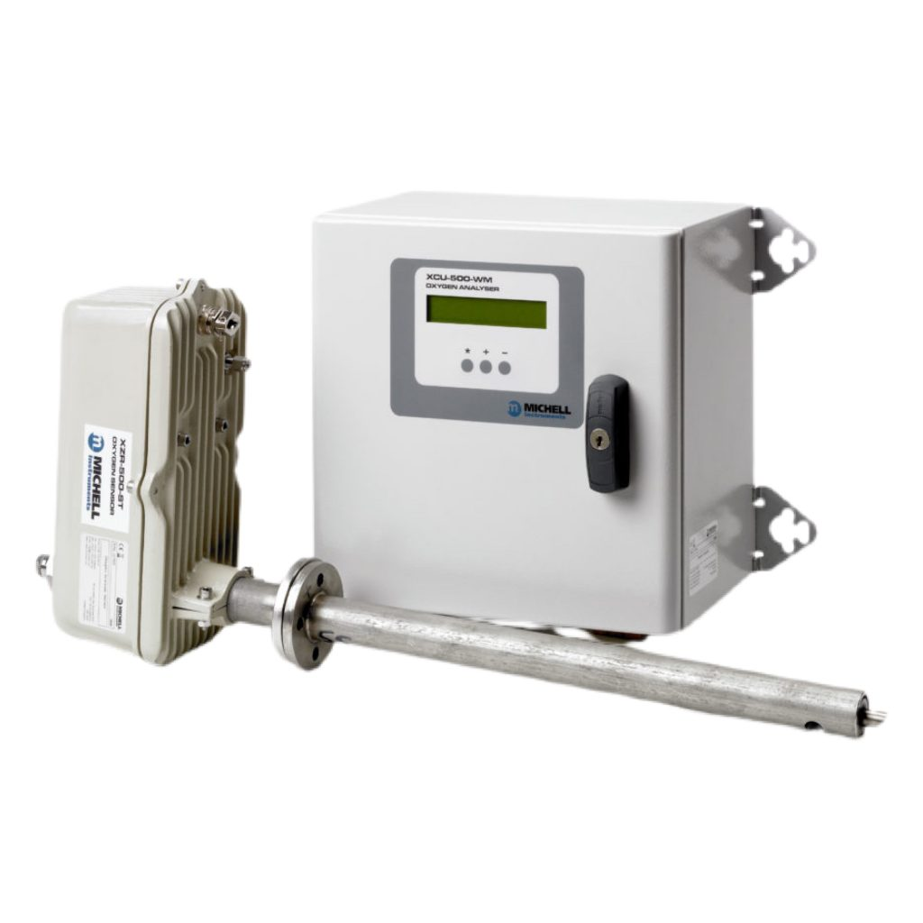 Анализатор кислорода XZR500 MICHELL