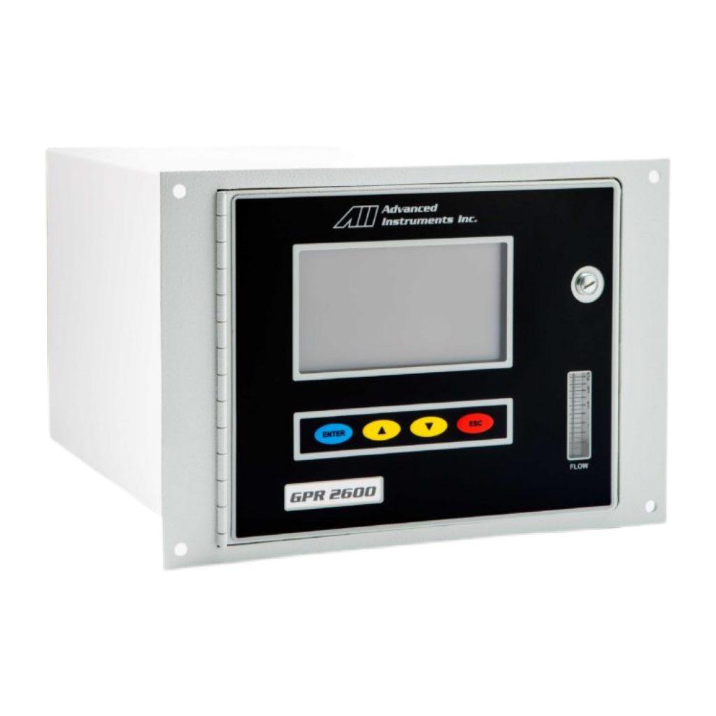 Анализаторы кислорода GPR-1600, GPR-2600, GPR-3100 Advanced Instruments Inc