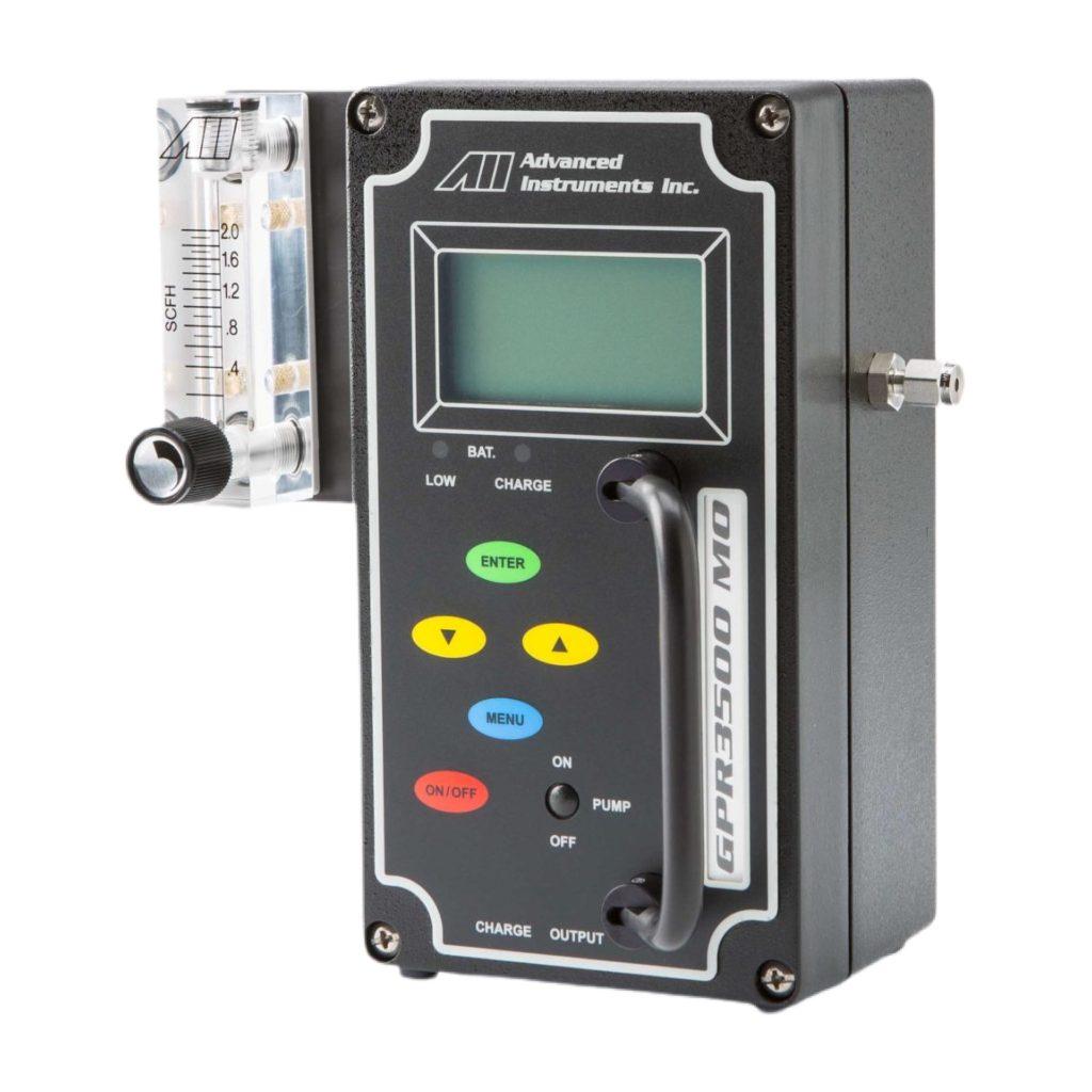 Портативные анализаторы кислорода GPR-1000, GPR-1100, GPR-2000, GPR-3500MO Advanced Instruments Inc