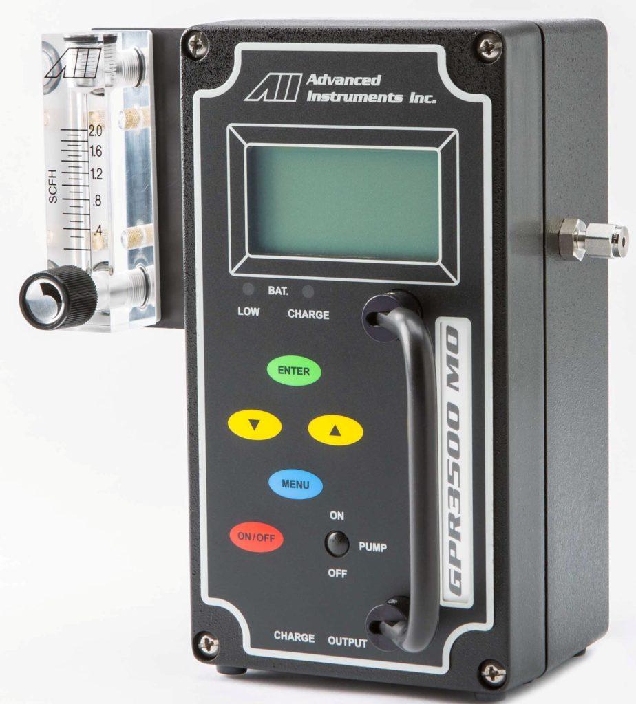 Портативные анализаторы кислорода GPR