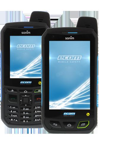 Смартфоны Smart-Ex и Ex-Handy на базе ОС Android