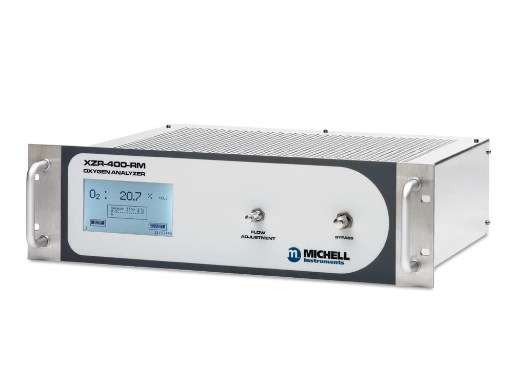 Анализатор кислорода XZR400 - Белэнергокип