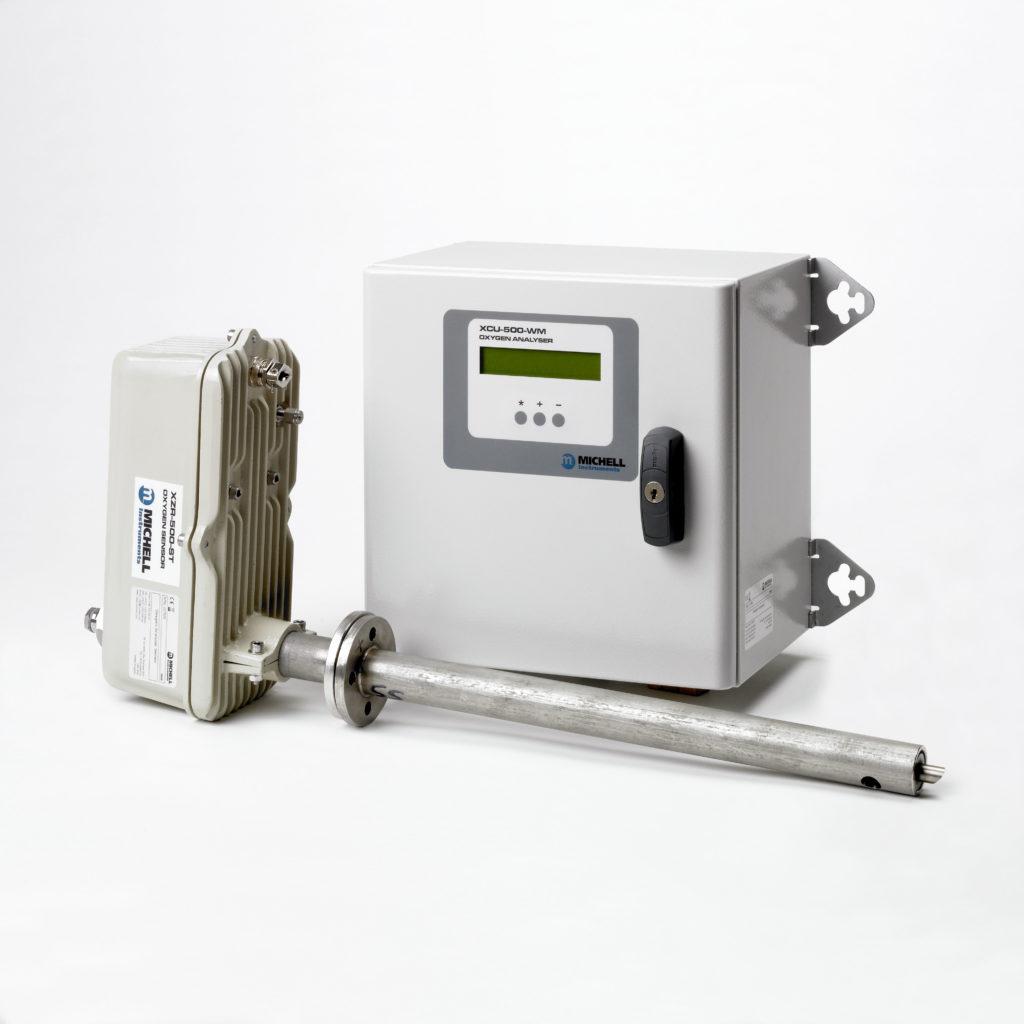 Анализатор кислорода XZR500 - Белэнергокип