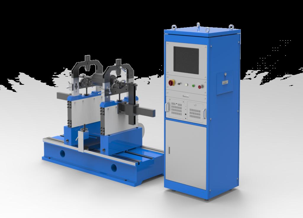 Горизонтальные дорезонансные балансировочные станки BALTECH HBM-7100