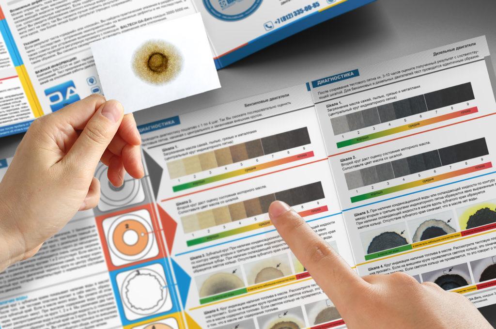 Диагностика масел и смазок BALTECH OA-Zero