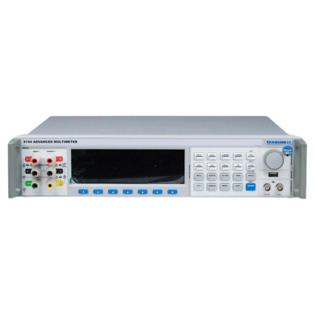 Цифровые мультиметры Transmille 8104/8109