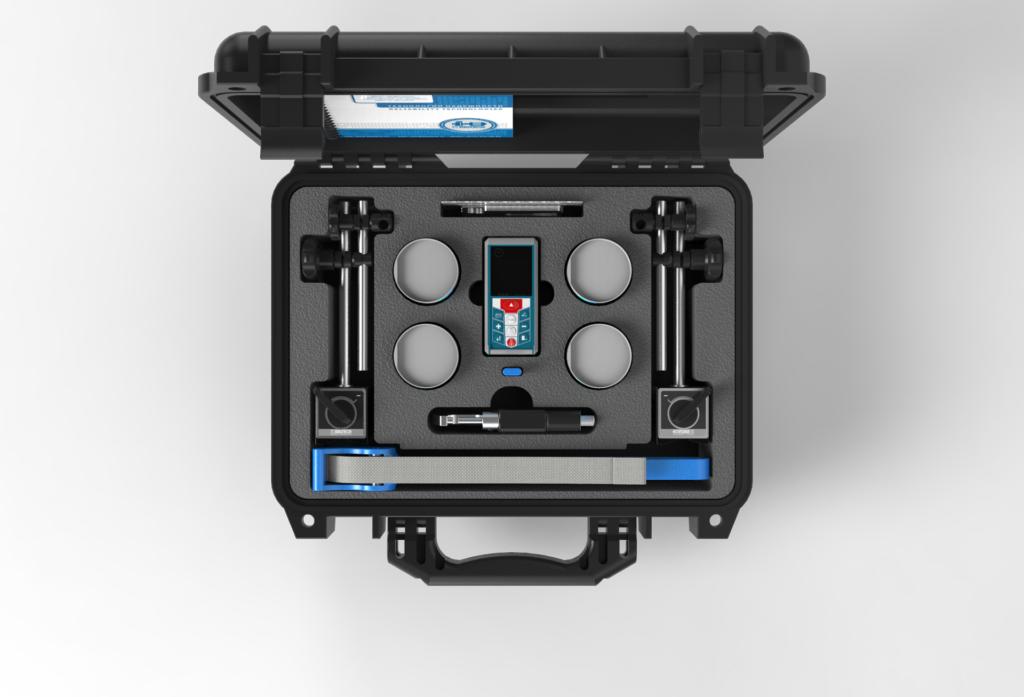 КВАНТ-ПРОФЕССИОНАЛ – комплект приспособлений для проведения работ по центровке