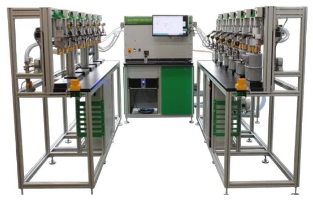 GMC –Установка для поверки бытовых счетчиков газа