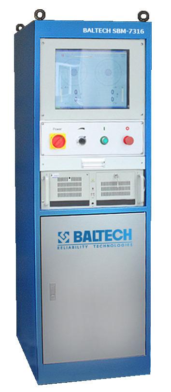 Специальные балансировочные станки BALTECH SBM-7300