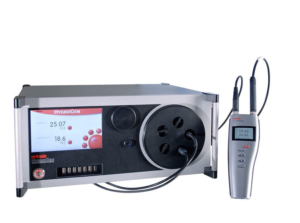 HygroGen 2. Генератор влажного воздуха для калибровки приборов